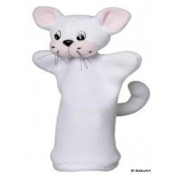 Handpuppe Katze