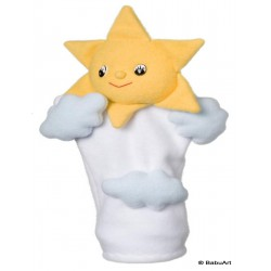 Handpuppe Sonne