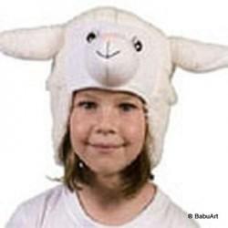 Tiermütze Lamm